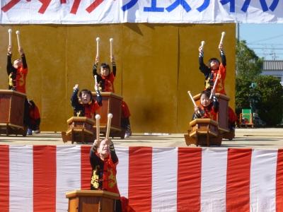 ヒューマンタウンフェスティバル(松原カリーノ保育園)