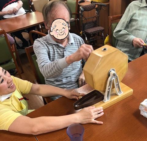 6月の誕生会を開催しました(介護付有料老人ホームゆたか)