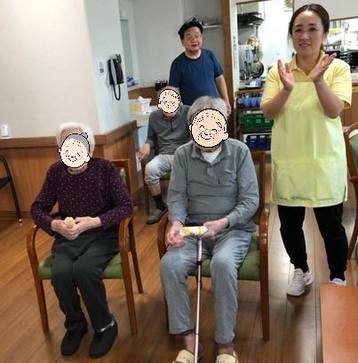 令和元年度 第5回 ゆたリンピック開催(介護付有料老人ホームゆたか)