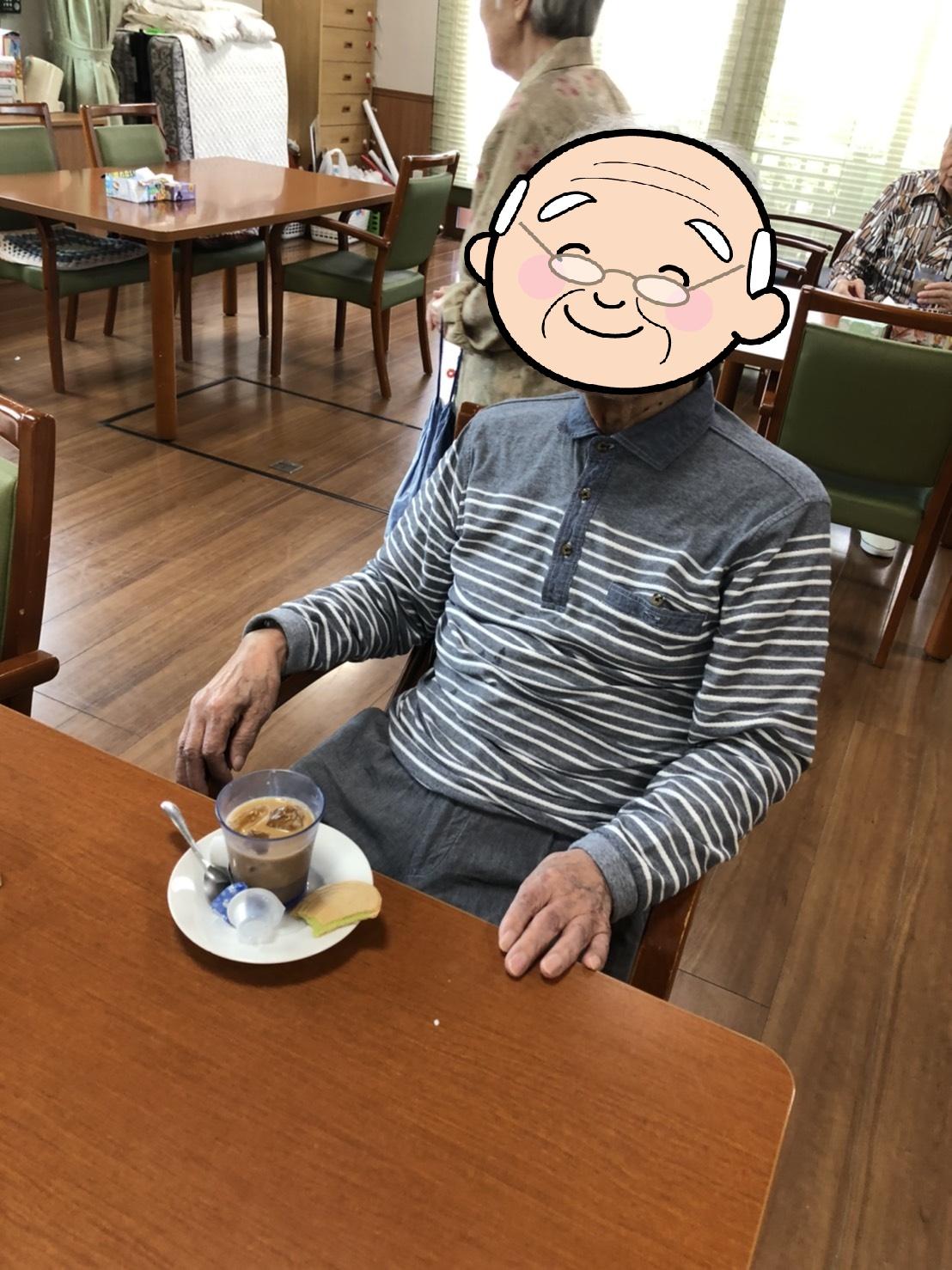 冷コーの日(有料老人ホームゆたか)