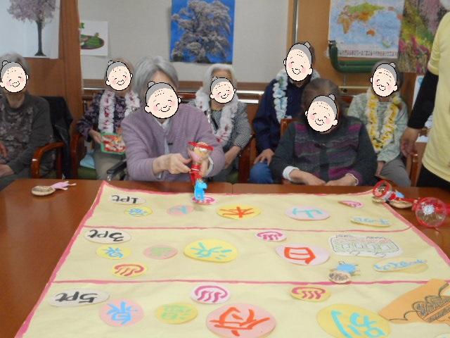 4月の誕生日会開催(介護付有料老人ホームゆたか)
