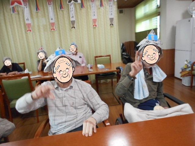 5月のお楽しみ会開催~和菓子バイキング~(介護付有料老人ホームゆたか)
